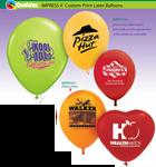 Custom Print Balloons