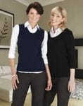 Ladies Scoop Neck Pullover