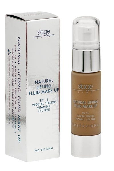 Natural Lifting Fluid Make Up 30ml