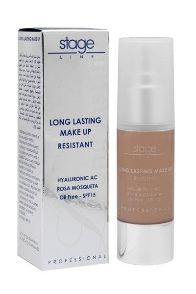 Long Lasting Make Up 30ml
