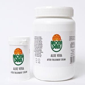 After Treatment Cream with Aloe Vera