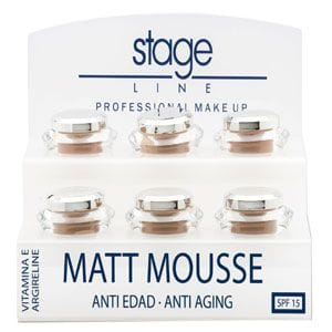 Matt Mousse Display