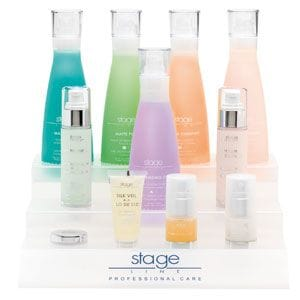 Skin Care Display