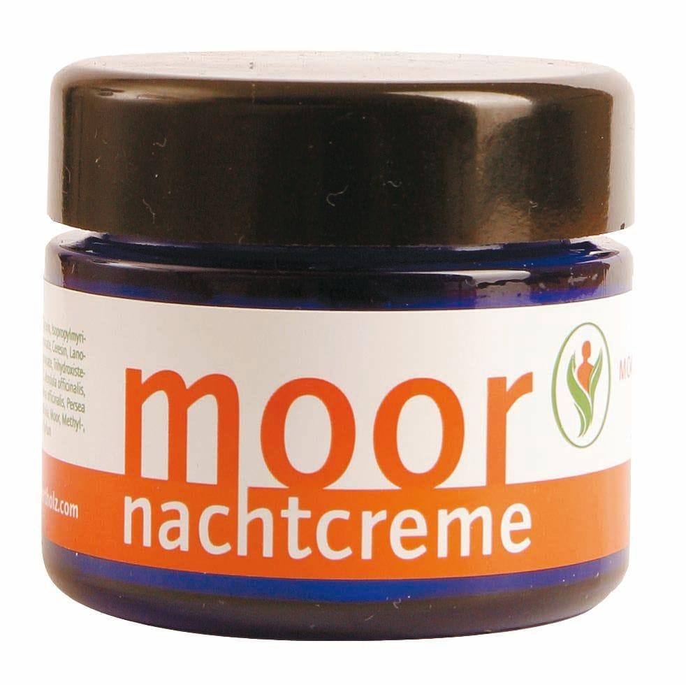 Moor Night Cream 50ml