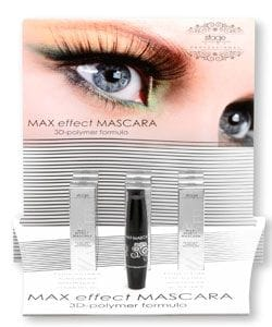Max Effect Mascara Display