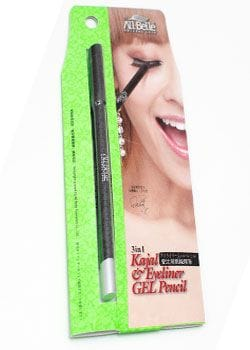 3 in 1 Kajal & Eyeliner Gel Pencil