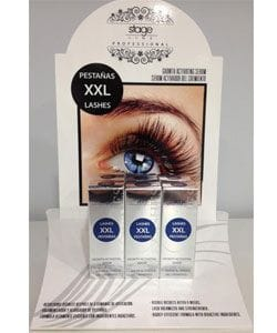 XXL Lashes Display