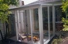 Caulfield - Exterior view of a skillion style conservatory/sun room
