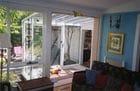 Caulfield - Interior view of a skillion style conservatory/sun room