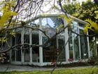 Whittlesea - Exterior view of a contemporary Victorian style conservatory