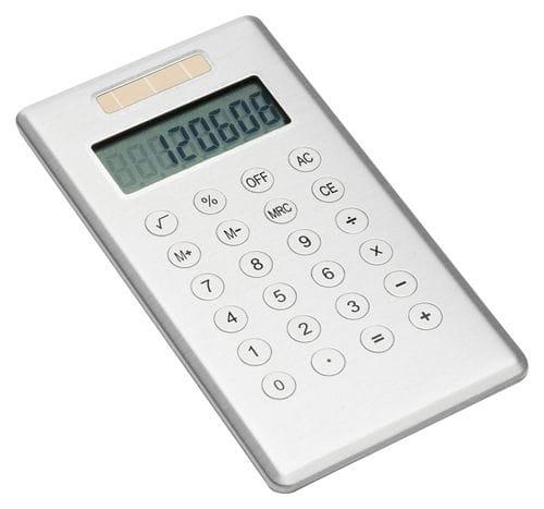 Slimline Pocket Calculator