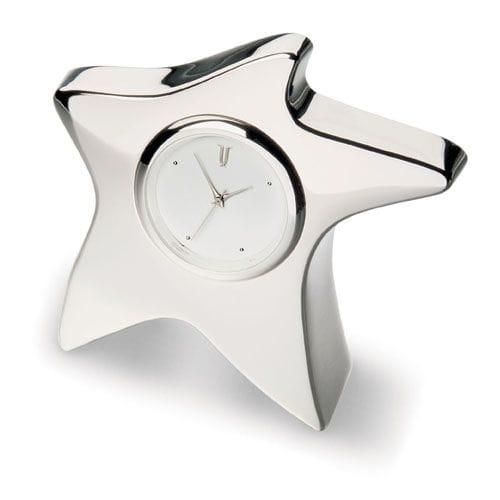 Star Shaped Desk Clock