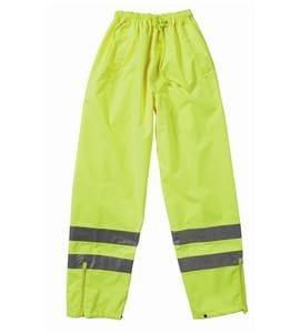 Hi-Visibility Waterproof Spray Trouser
