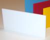 A4 Acrylic Opal White Cast Sheet 210 x 297 x 3mm