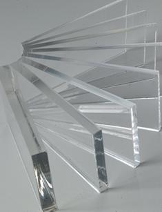 A4 Size Acrylic Clear Cast Sheet 210 x 297 x 4.5mm Crystal Clear