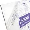 Lexan Polycarbonate Clear Sheet 1220 x 2440 x 4.5mm thick.