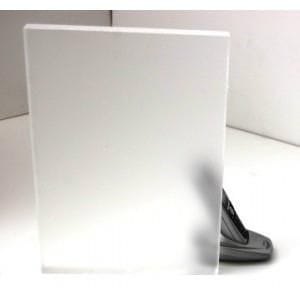 Acrylic Artic Ice Frosted CAST Sheet 1220 x 2440 x 4.5mm