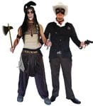 Tonto and Lone Ranger