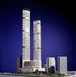 Abu Dhabi Towers - 200 scale