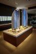 Oracle Towers Display - 100 scale