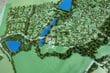 Warner Lakes - 1000 scale