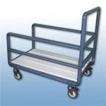 Laundry commuter trolley